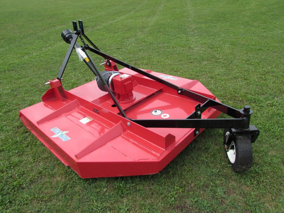 Rotary Mowers - Lucknow Products